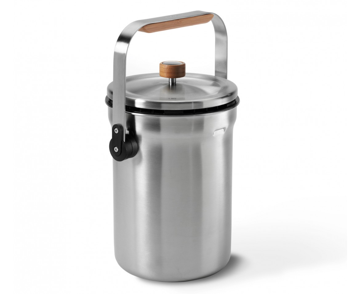Simplehuman Compost Pail The Review Stew