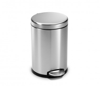 round step cans