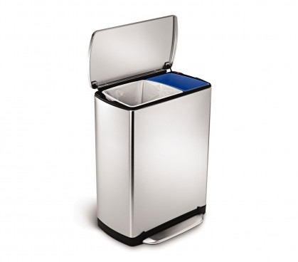 Simplehuman Recycling Bins Containers Amp Recycle Trash