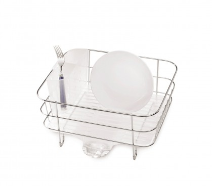 compact wire frame dishrack
