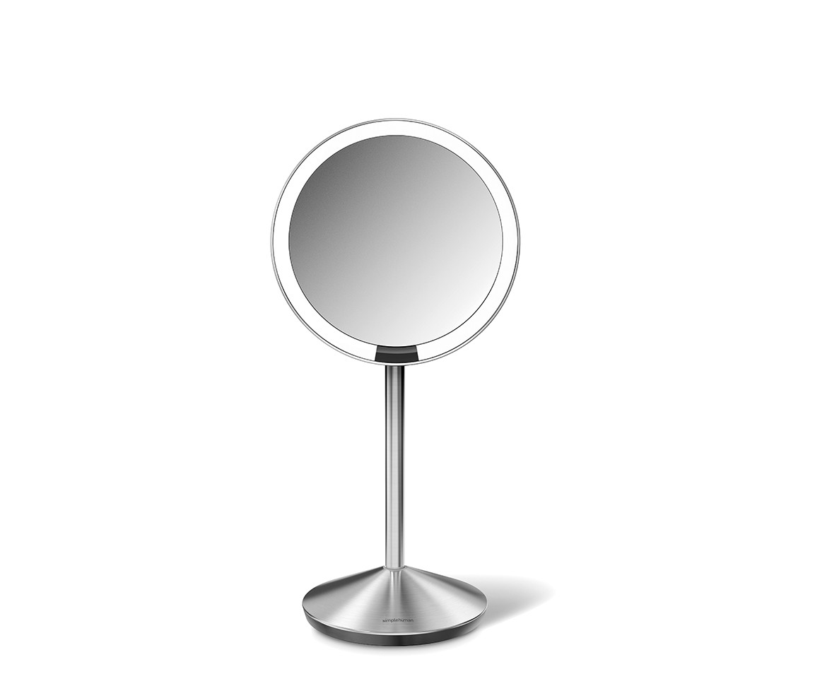Simplehuman 5 Inch Mini Sensor Mirror Lighted Makeup