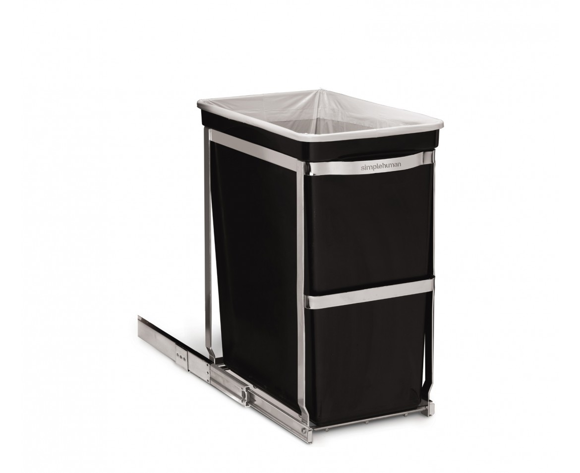 Simplehuman 30 Litre Under Counter Pull Out Bin