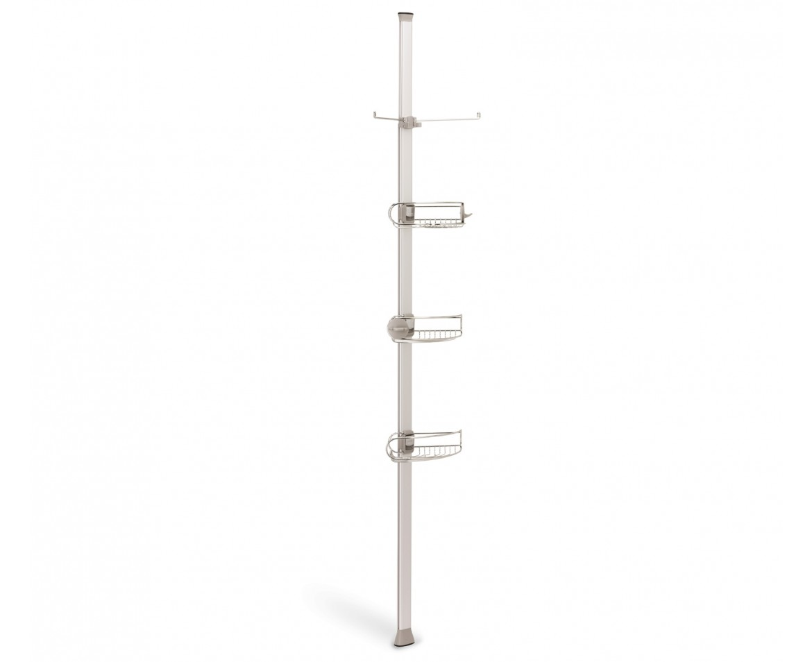 tension shower caddy retina