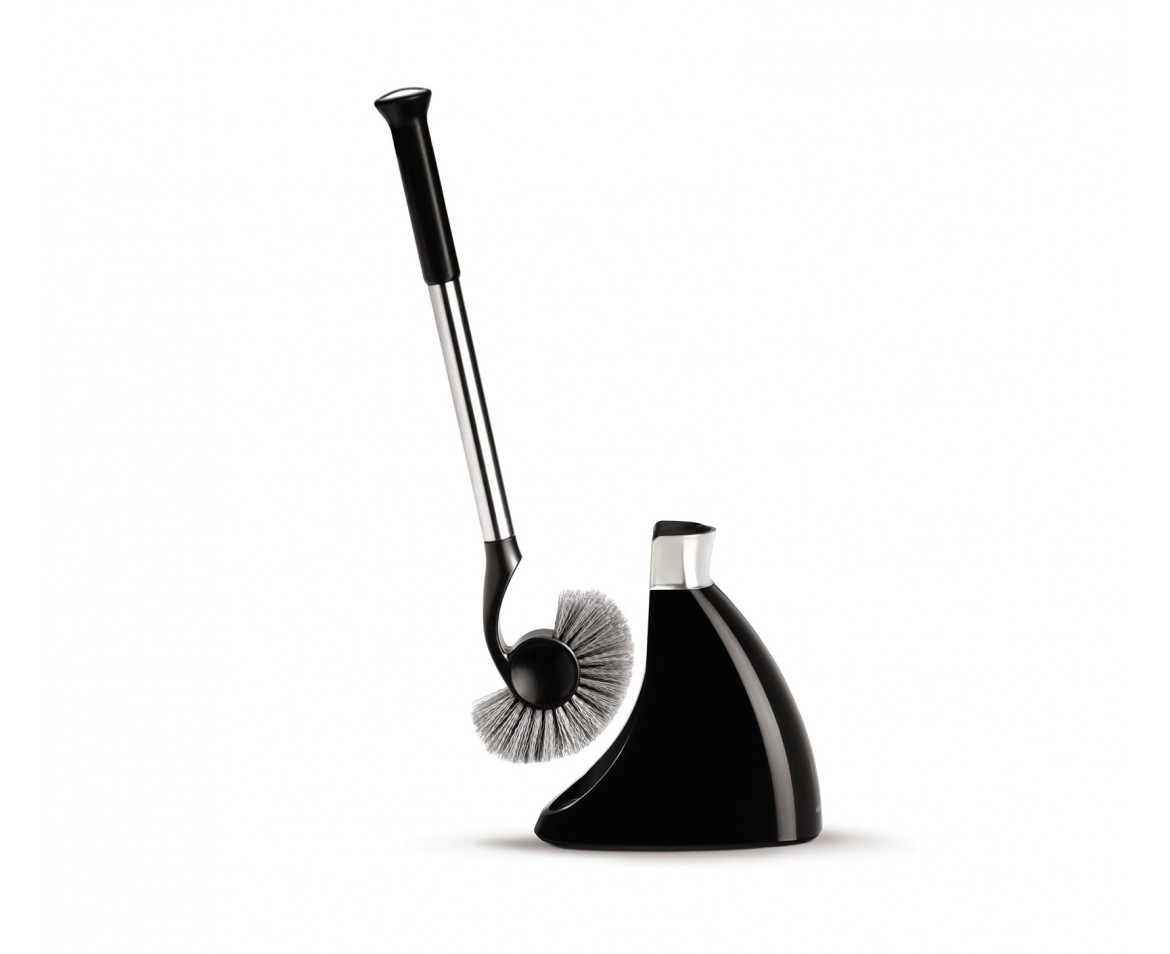 simplehuman | toilet brush, black