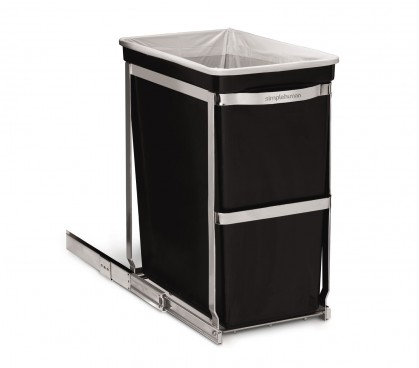 retina - 30 litre, under counter pull-out can