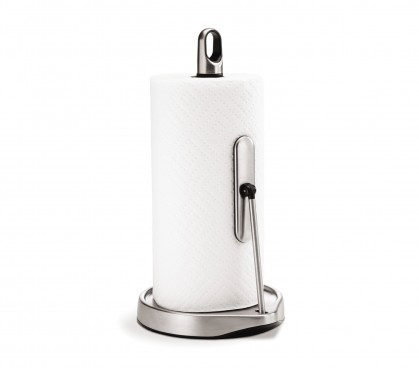 tension arm paper towel holder - retina
