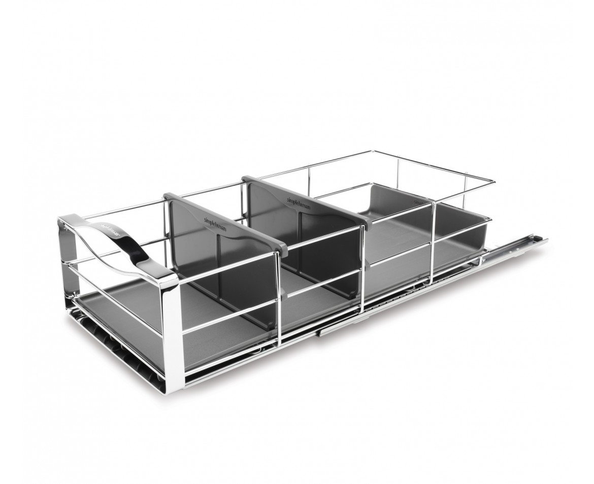 Simplehuman 9 Inch Pull Out Cabinet Organizer